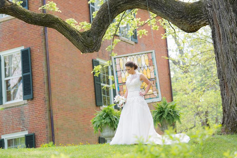 Braehead Manor Bridal Session-309